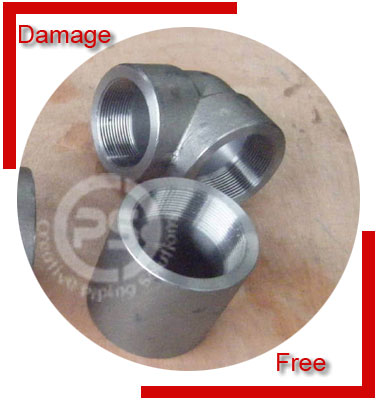 Inconel Alloy 600 Forged Fittings Packing & Forwarding