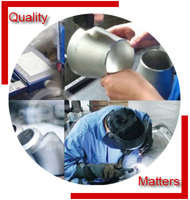 Inconel 600 Buttweld Fittings Material Inspection