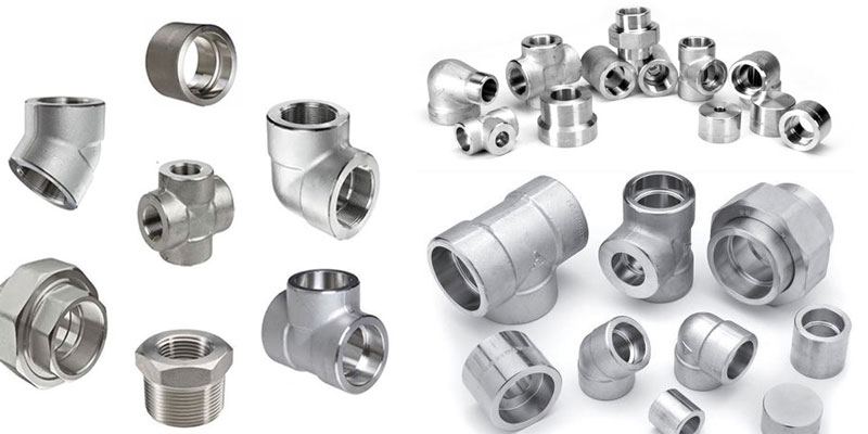 Incoloy 330 Forged Threaded Fittings Manufacturers