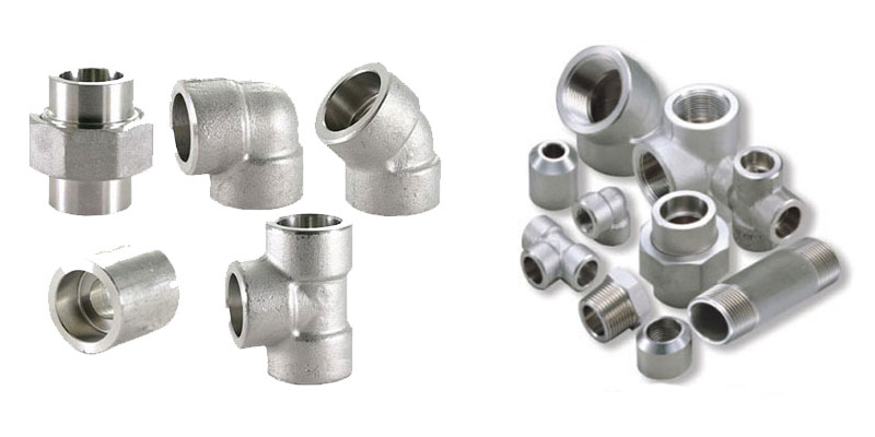 Incoloy 825 Forged Threaded Fittings Manufacturers