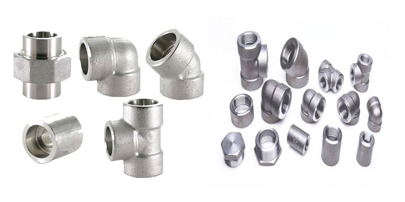 Incoloy 925 Forged Threaded Fittings Manufacturers