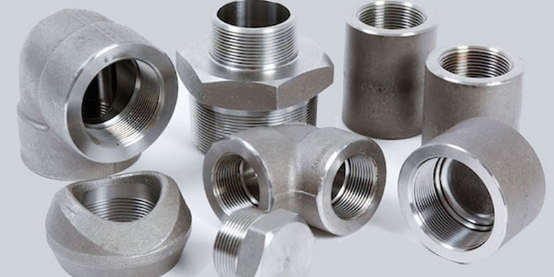 Inconel 600 Forged Threaded Fittings Manufacturers