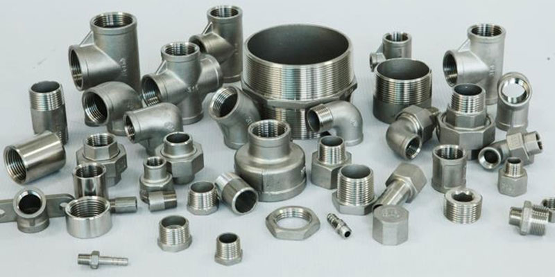 Inconel 625 Forged Threaded Fittings Manufacturers