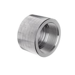 Inconel 600 Threaded Cap