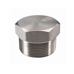 Inconel 600 Threaded Hex Plug