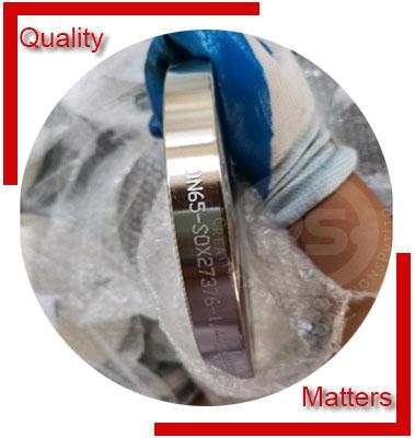 ASME B16.47 / ANSI B16.5 Lap Joint Flanges Inspection