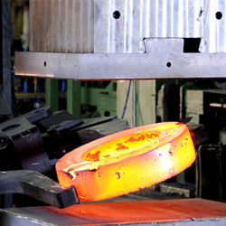 Manufacturing Process of 90/10 Copper Nickel Flanges
