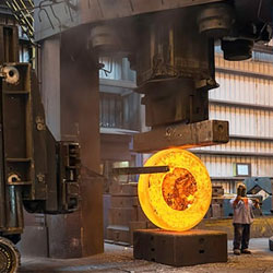 Manufacturing Process of ASTM B462 Alloy 20 Flanges