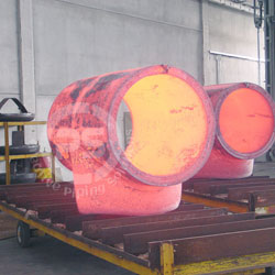 Manufacturing Process of ASTM A234 WP91 Buttweld Fittings