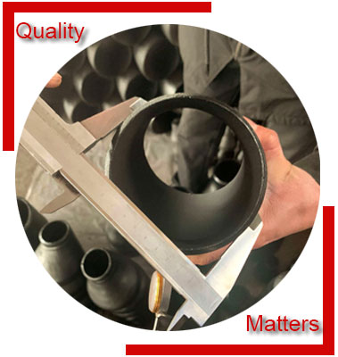 Buttweld Pipe Fittings Material Inspection