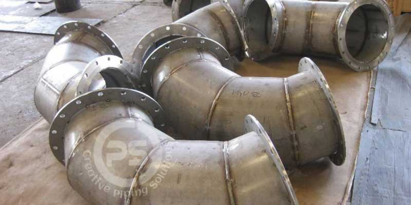 Mitered Pipe Bends Suppliers