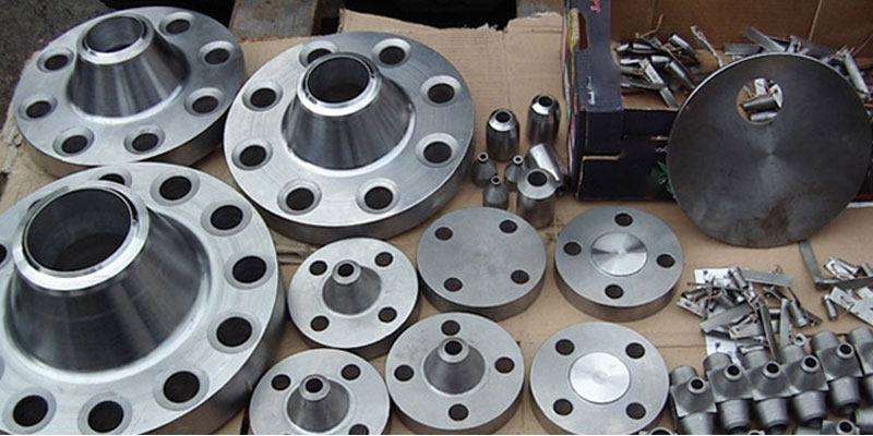 Monel Pipe Fittings & Flanges