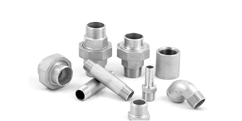 Nickel 200 Forged Threaded Fittings Manufacturers