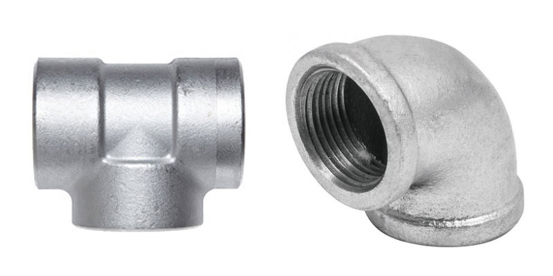 Nickel 201 Forged Threaded Fittings Manufacturers