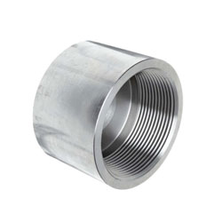 Nickel 200 Threaded Cap