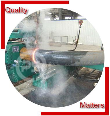 Buttweld Piggable Bend Material Inspection