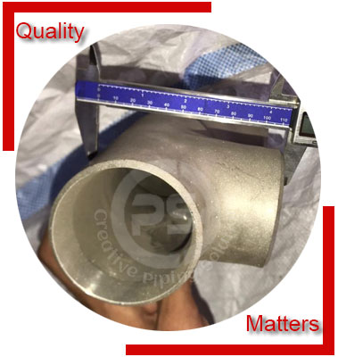 Inconel Fittings Material Inspection