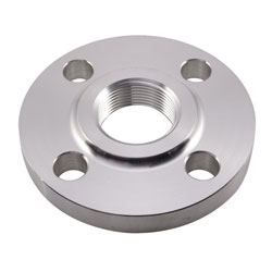 Alloy 20 Screwed / Threaded Flanges