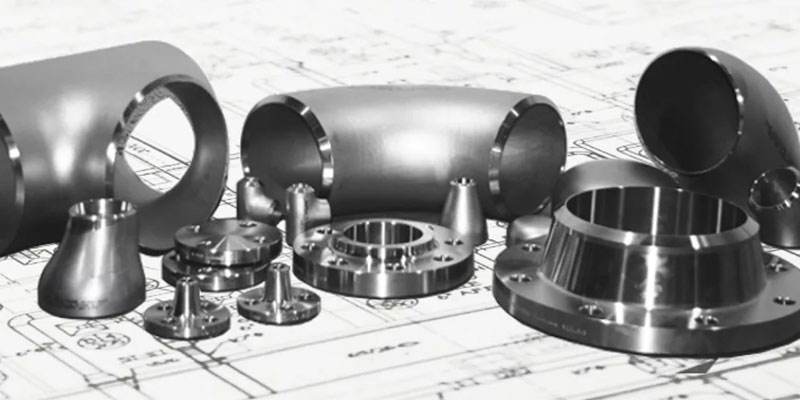 SMO 254 Buttweld Pipe Fittings
