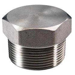 SMO 254 Threaded Hex Plug