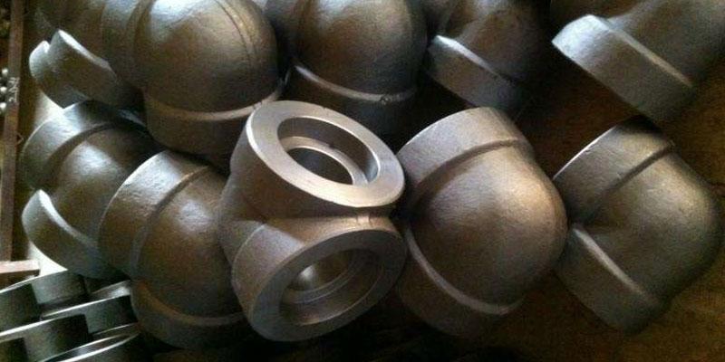 ANSI/ASME B16.11 Socket Weld 90 Degree Elbow Suppliers