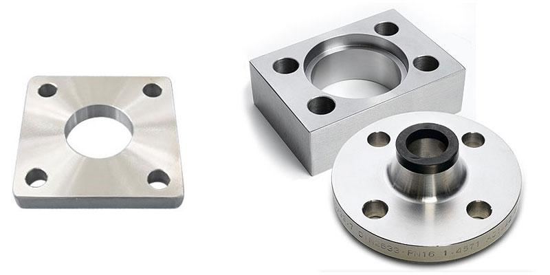 ASME B16.47 / ANSI / ASME B16.5 Square Flange Manufacturer