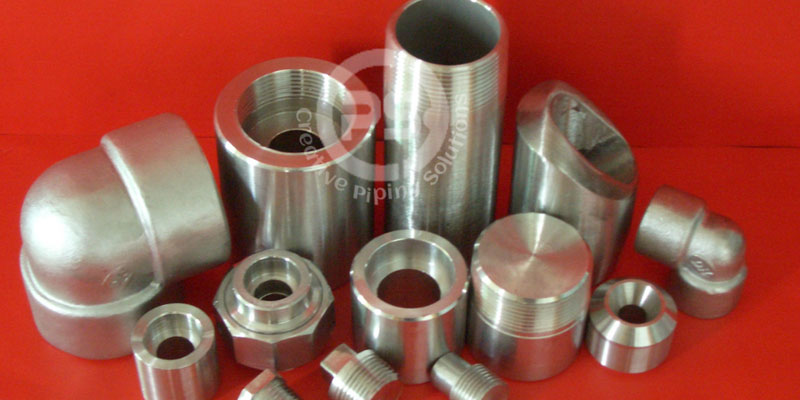 Stainless Steel 304h Forged Fittings