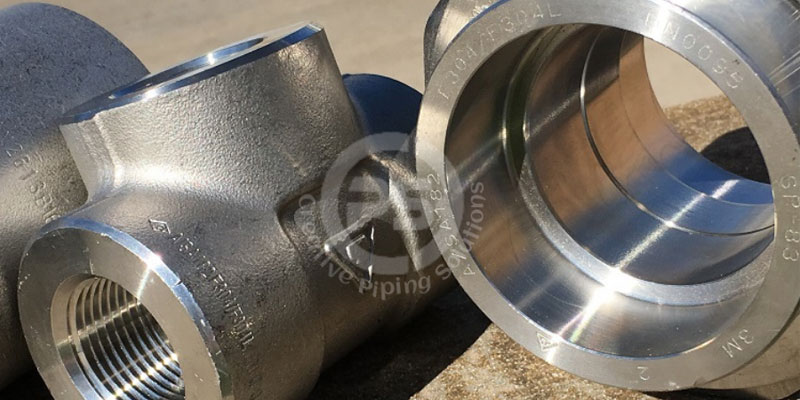 Stainless Steel 310h Forged Fittings