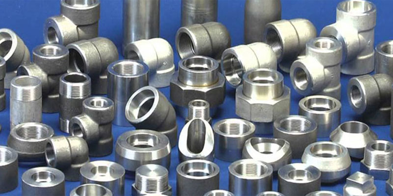 Stainless Steel 347/347h Forged Fittings