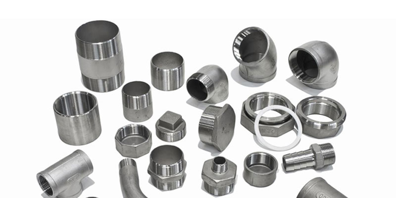 Stainless Steel 410 Forged Fittings