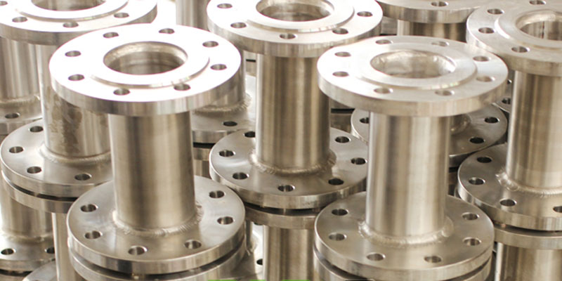 Stainless Steel Double Flanged Pipe Manufacturer