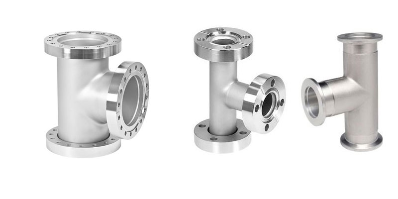Stainless Steel Flanged Tee Manufacturer