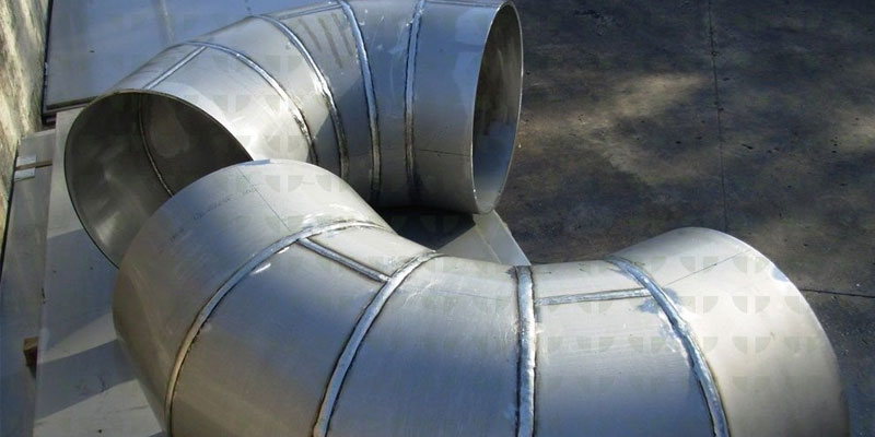 Stainless Steel Mitered Pipe Bends Manufacturer