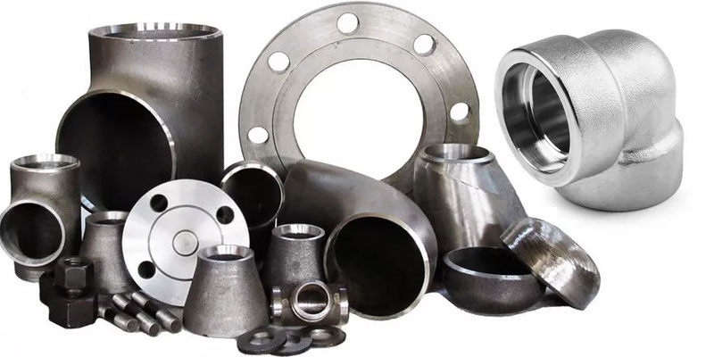 Stainless Steel Pipe Fittings & Flanges