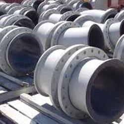 Stainless Steel Rubber Lined Spool Pipe