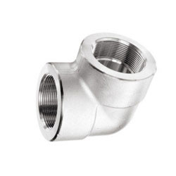 Stainless Steel 310h Threaded Elbow
