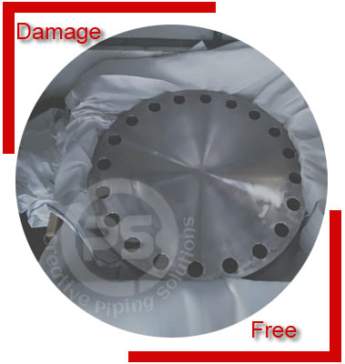 Alloy 20 Flanges Packing & Forwarding