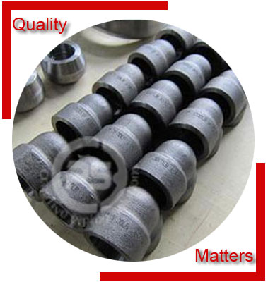 Threaded 90 Degree Elbow Material Inspection