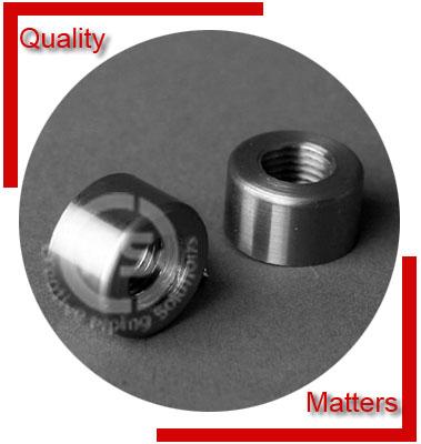 ANSI/ASME B16.11 Threaded Boss Material Inspection