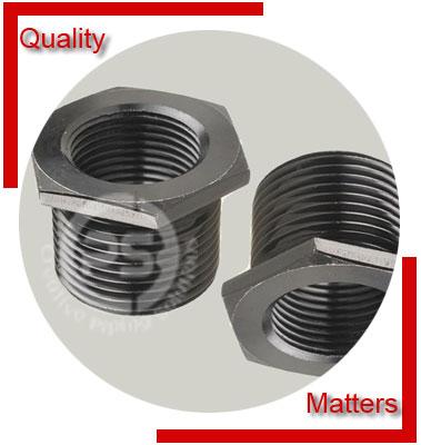 ANSI/ASME B16.11 Threaded Bushing Material Inspection