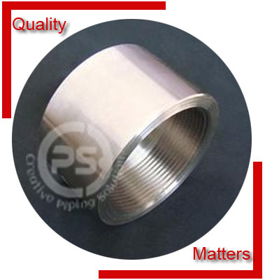 Threaded Pipe Cap Material Inspection