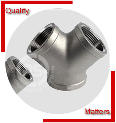 ANSI/ASME B16.11 Threaded Lateral Tee Material Inspection