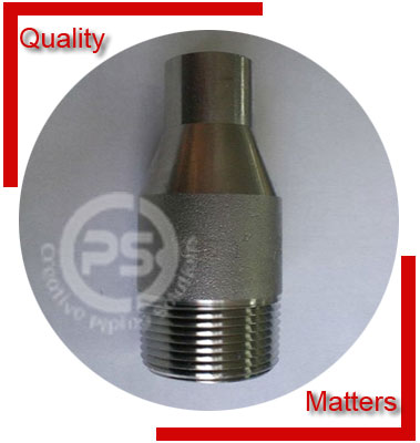 ANSI/ASME B16.11 Threaded Swage Nipple Material Inspection