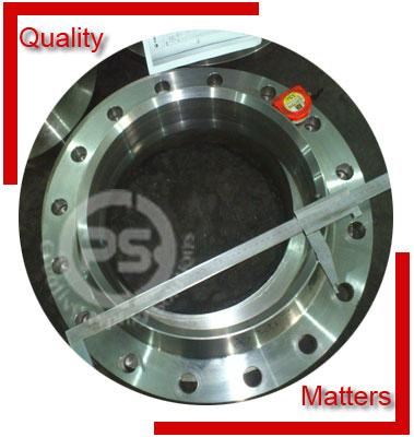 Titanium Grade 5 Flanges Material Inspection
