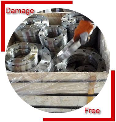 Titanium Gr 5 Flanges Packing & Forwarding