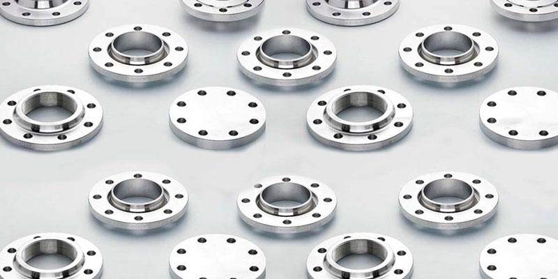Titanium Grade 5 Flanges Manufacturers