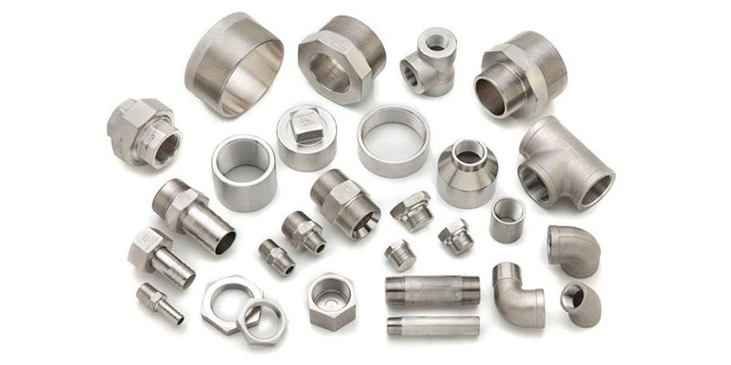 Titanium Grade 5 Forged Threaded Fittings Manufacturers