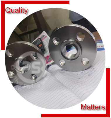 ASME B16.47 / ANSI B16.5 Tongue and Groove Flanges Inspection