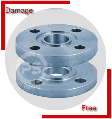 ANSI B16.5 Tongue and Groove Flanges Packing & Forwarding